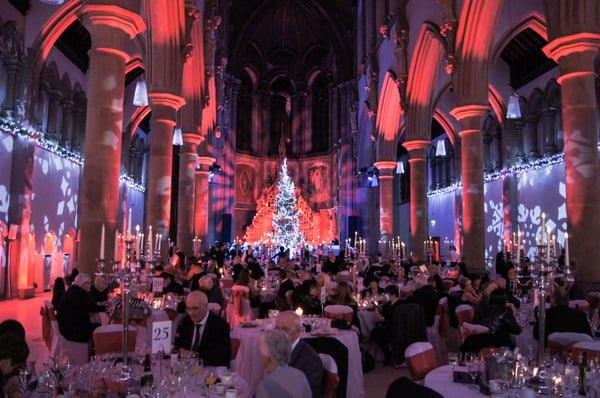 The Monastery Christmas