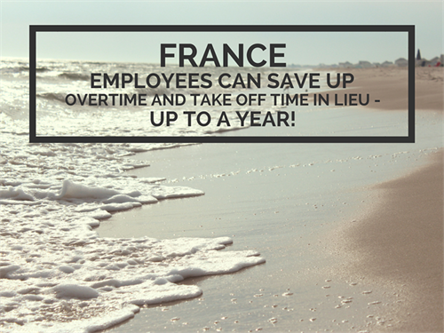 France Office Culture Overtime