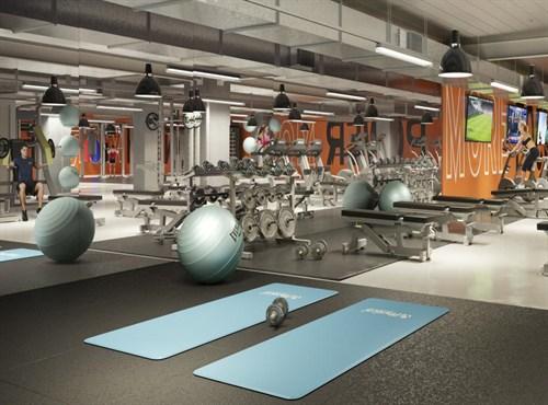 Gym Copy Umbraco