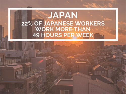 Japan Office Culture Working Hours