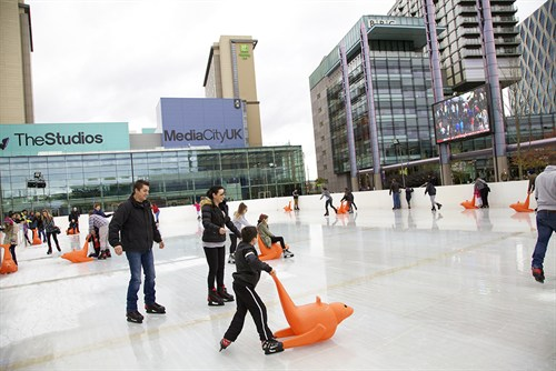 Mediacityuk Ice Rink