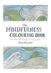 Mindulness Colouring Book