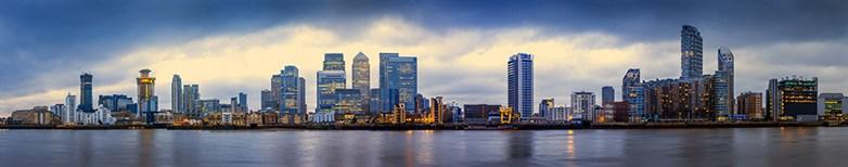 Panoramic Canary Wharf2