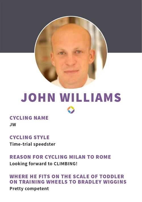 Profile John