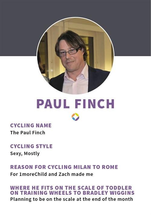 Profile Paul