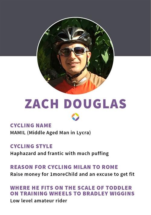 Profile Zach