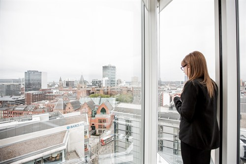 View of Manchester