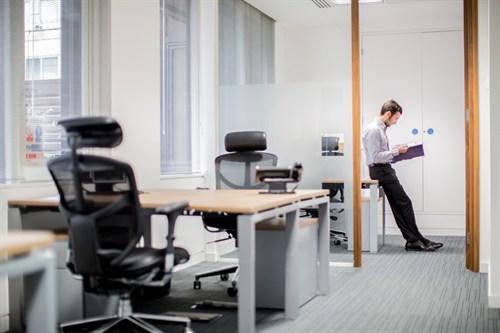 Arnaud in Office Space