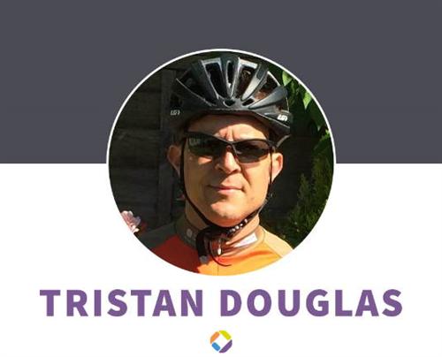 Tristan Douglas Ride25