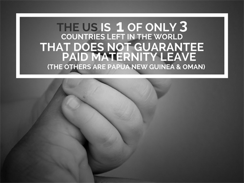 Usa Office Culture Maternity Leave