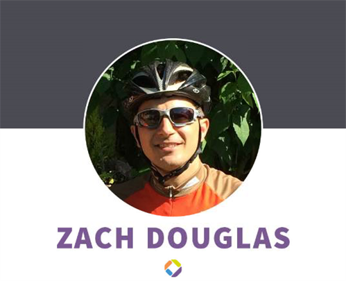 Zach Douglas Ride25