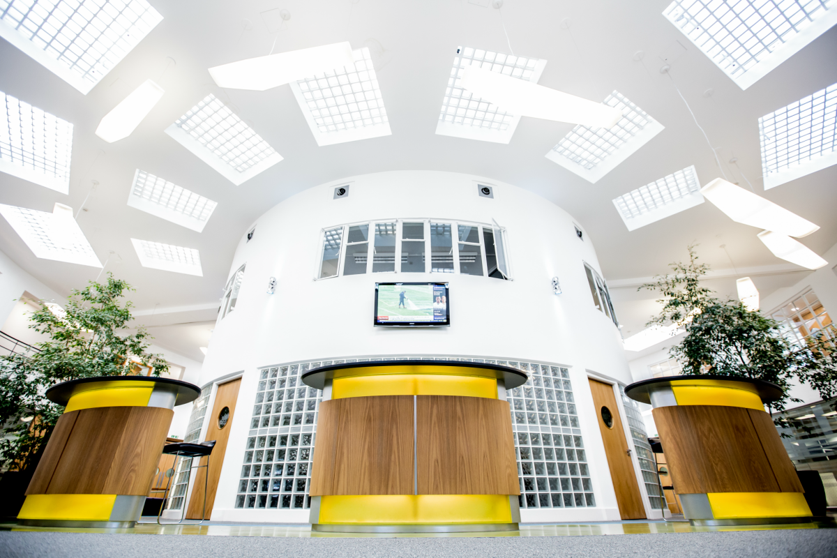 Take a Look Inside some of the UK's Coolest Office Spaces
