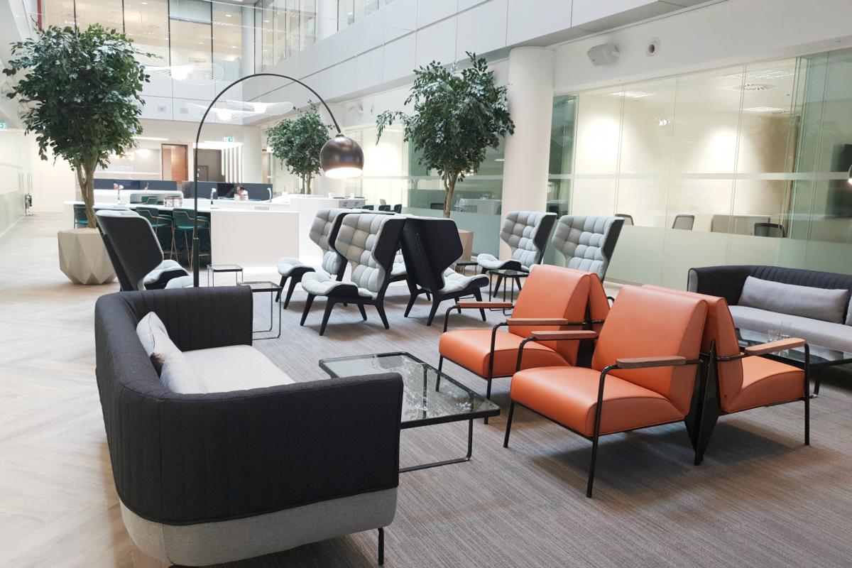 Orega celebrates new business centre in London